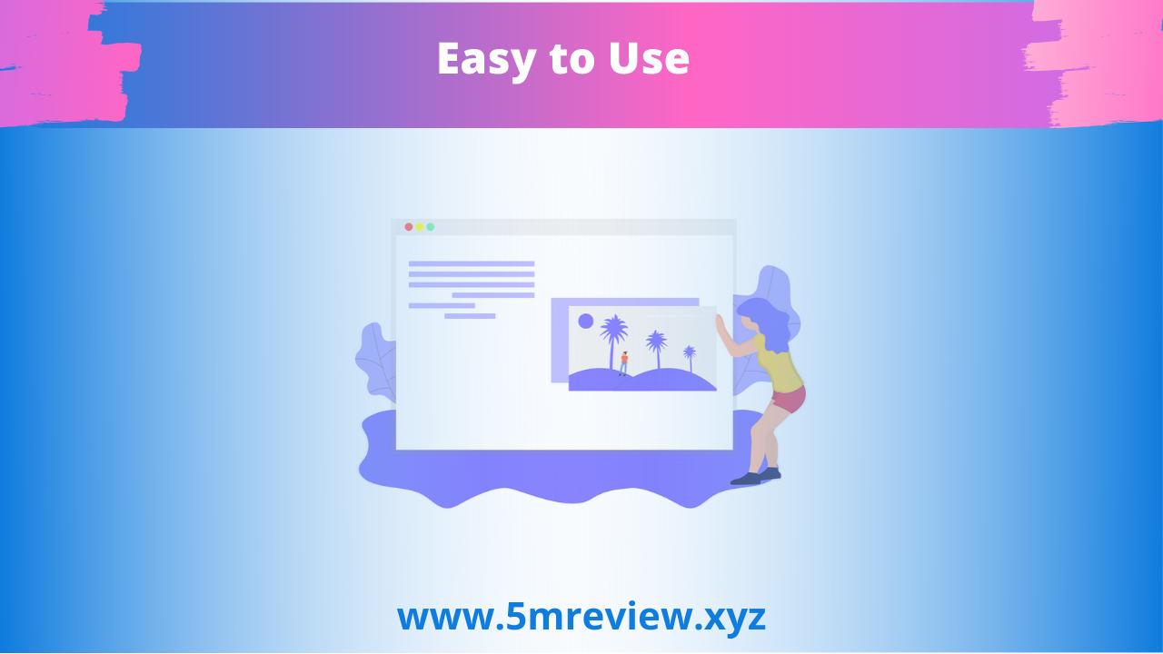 WebSuitePro Easy to Use