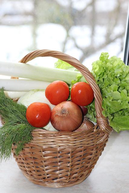 здоровое питание, овощи, свежие овощи