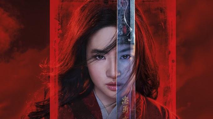 Mulan será el primer live action de Disney PG 13