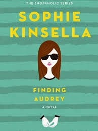 Currently reading.... Finding Audrey!