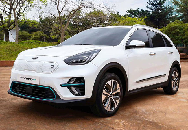 Tinuku Kia Niro all-electric crossover for people wanting to go green
