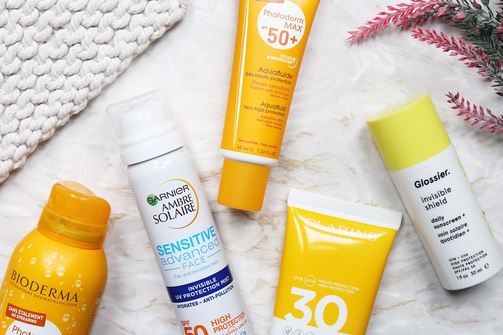 Summer SPF Must Haves for the Face and Body