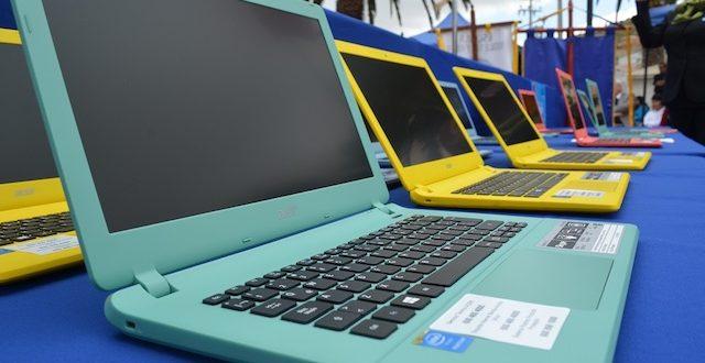 💻Ampliar cobertura y adelantar entrega de computadores a escolares