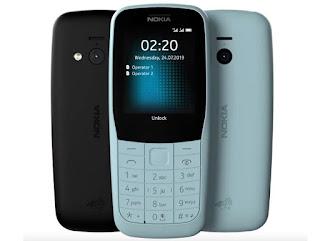 مواصفات نوكيا Nokia 220 4G  الإصدارات: TA-1155, TA-1171, TA-1148 NOKIA   متــــابعي موقـع عــــالم الهــواتف الذكيـــة مرْحبـــاً بكـم ، نقدم لكم في هذا المقال مواصفات و سعر موبايل نوكيا Nokia 220 4G - هاتف/جوال/تليفون نوكيا Nokia 220 4G - الامكانيات/الشاشه/الكاميرات نوكيا Nokia 220 4G - المميزات نوكيا 220 4G
