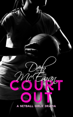 Court Out, Netball Girls Drama, Deb McEwan, book review, On My Kindle Book Reviews