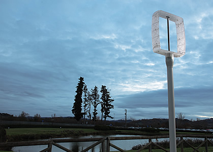Wind Trap Generate You Own Energy By Using Wind Turbines