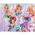 Winx Cosmix notebooks in Brazil