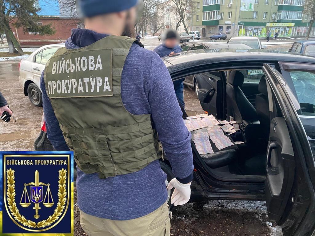 Ще один посадовець Укроборонпрому погорів на хабарі