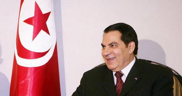 Mantan Presiden Tunisia