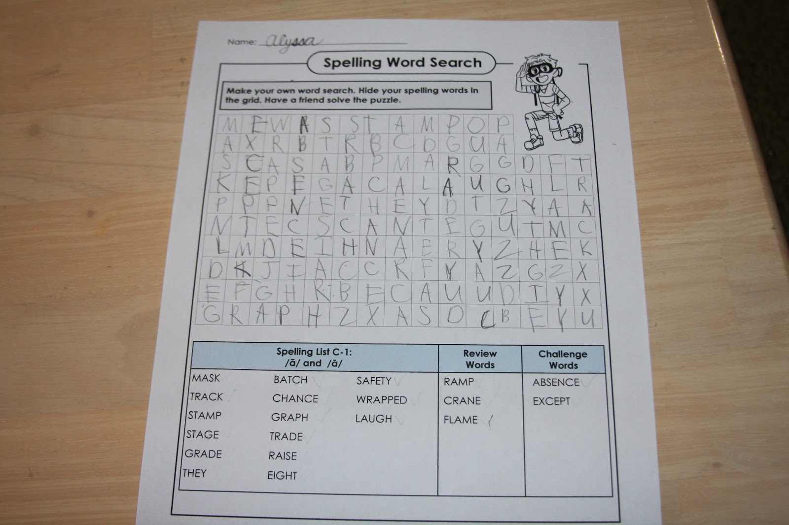 Super Teacher Worksheet Hink Pinks
