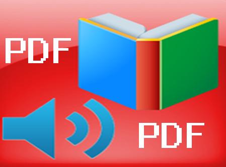 تشغيل القراءة الصوتية للكتب الالكترونية بصيغة PDF