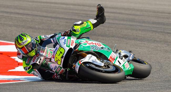 Edan ! Setiap Kecelakaan Di MotoGP Bisa Untuk Membeli Satu Unit Avanza Veloz Leek !!