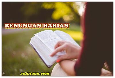 RENUNGAN HARIAN