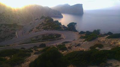 Hermoso paisaje en la zona de Cabo de Formentor Mallorca