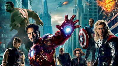 مشاهدة فيلم The Avengers 2012 مترجم كامل