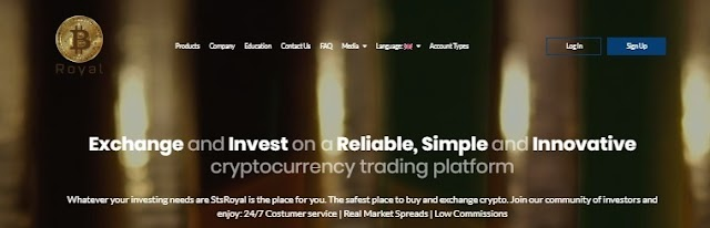 StsRoyal – One Of The Best Brokers for All Kinds of Trading