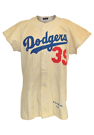 purchase cheap 6e67f ab332 Dodgers Blue Heaven: Dodgers Vintage Jersey's and Editorial ...