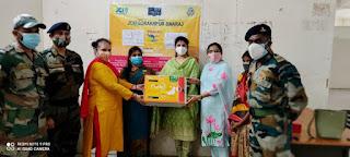 जेसीआई गोरखपुर स्वराज ने निःशुल्क लगायी 4 सैनिटरी वेंडिंग मशीन  | #NayaSaberaNetwork
