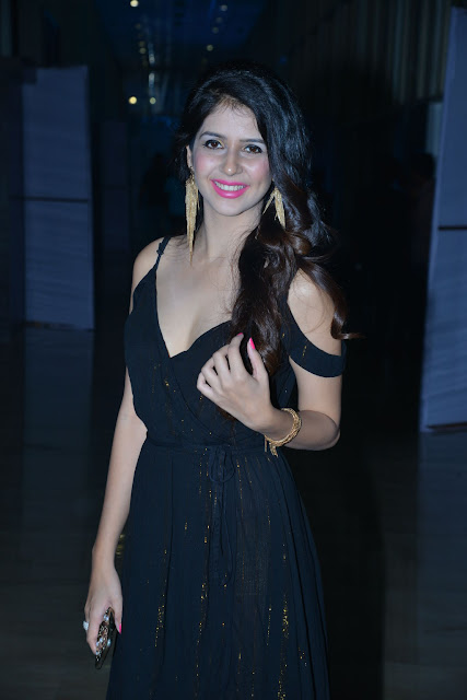 Kashish Vohra Hot Images at Rogue Audio Launch