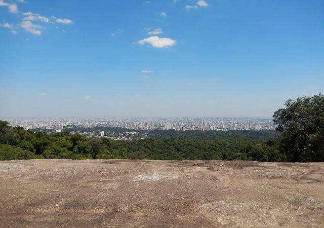 Final de semana em São Paulo