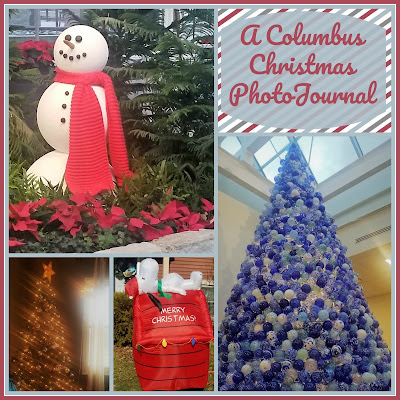 A Columbus Christmas PhotoJournal on Homeschool Coffee Break @ kympossibleblog.blogspot.com