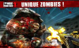 Zombie Frontier 3 MOD apk dinheiro infinito