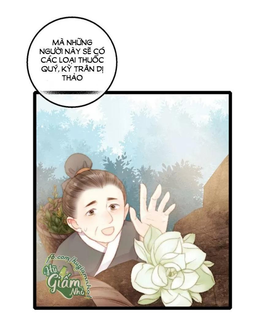 Nàng Phi Cửu Khanh - Thần Y Kiều Nữ chap 54 - Trang 37