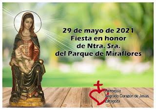 29-V-21, Nuestra Señora del Parque de Miraflores