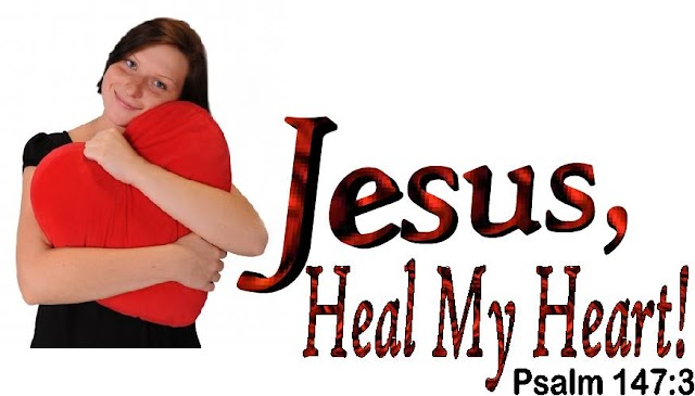 Jesus Heal my Heart