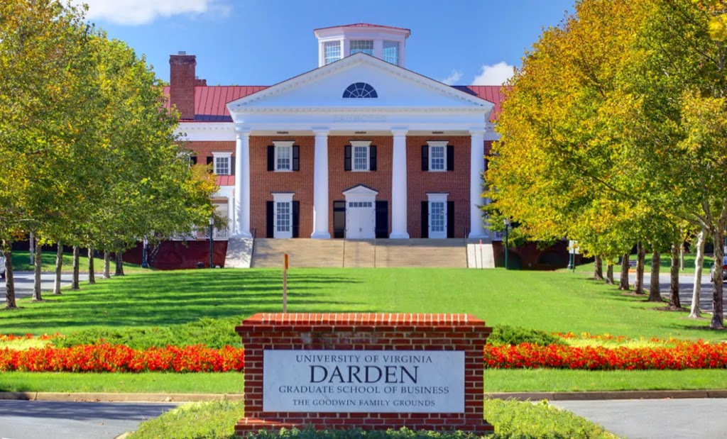 Scholarships for International Students at Darden School of Business in USA, 2020