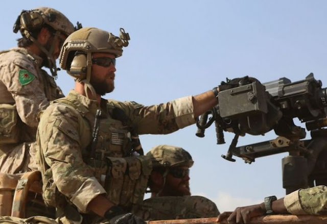 Αμερικανός αξιωματούχος: Δεν θα υπερασπιστούμε τoυς Κούρδους στη Συρία