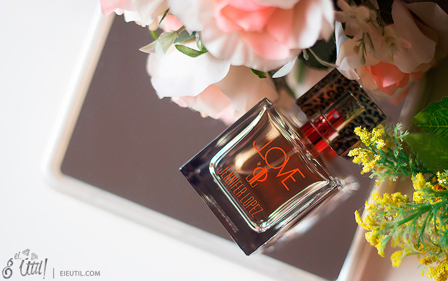 Fragrância JLOVE da Jennifer Lopez - Avon
