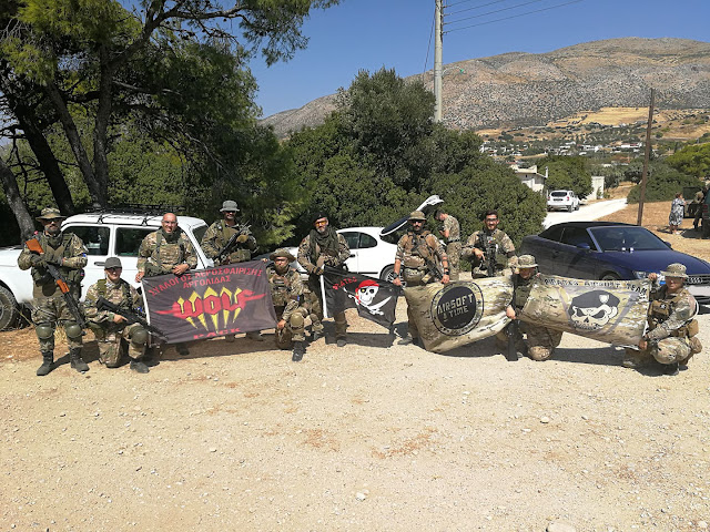 14-15.09.2019 - Κλάδος Ελαίας by War Pigs Airsoft Team Athens