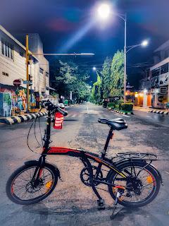 Trend bersepeda di saat pandemi corona