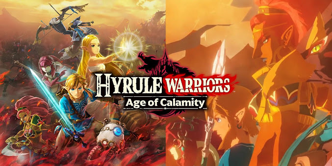 Hyrule Warriors: Age of Calamity - When the Heroes Rise