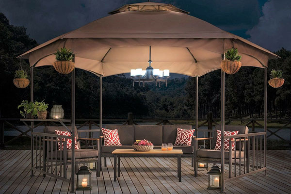 8 Secret Ways to Light Up Your Patio Area