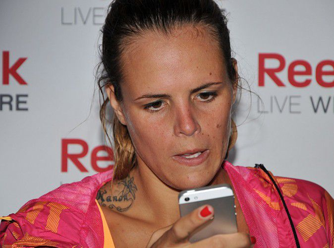Laure Manaudou totally nude on the canvas: It destroyed me