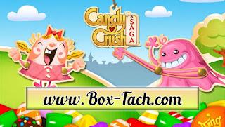 تحميل Candy Crush معدلة ارواح غير محدودة