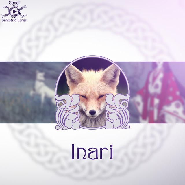 Inari - Deusa da agricultura e da prosperidade | Wicca, Magia, Bruxaria, Paganismo
