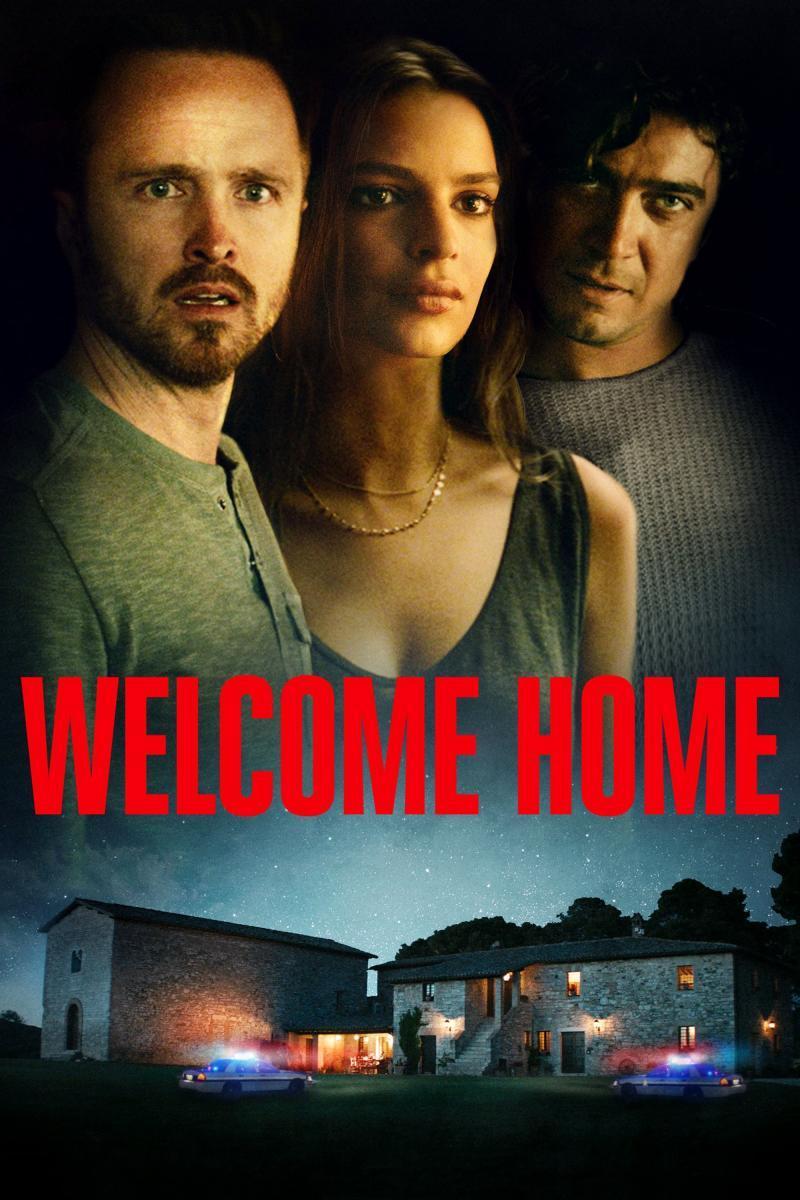 Welcome Home [2018] [DVDR] [NTSC] [Subtitulado]