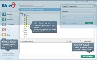 Download IDrive Classic 6.4.0 Build 4