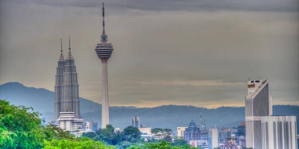 Petranos Towers, Kuala Lumpur, Malaisie