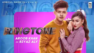 Checkout New Song Ringtone sung by Aroob khan & lyrics penned by Vicky Sandhu
