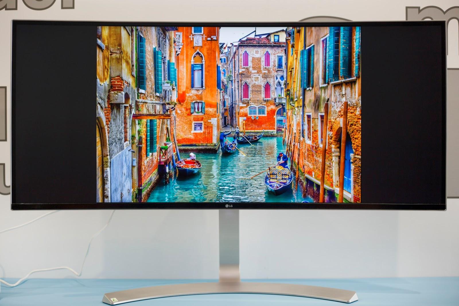 Trải nghiệm và đánh giá màn hình máy tính LG 38UC99 siêu rộng