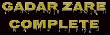 GADAR ZARE COMPLETE