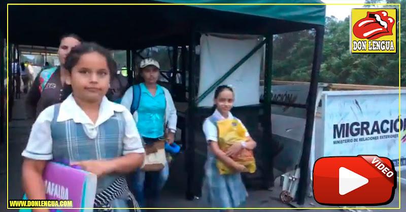 Fue habilitado un corredor humanitario en Ureña y San Antonio del Táchira