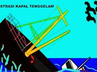 Kapal Pengangkut Kacang dan Garam Asal NTB, Tenggelam di Perairan Liukang Tangaya