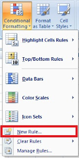 2 Simple Ways to Highlight Blank Cells in Excel
