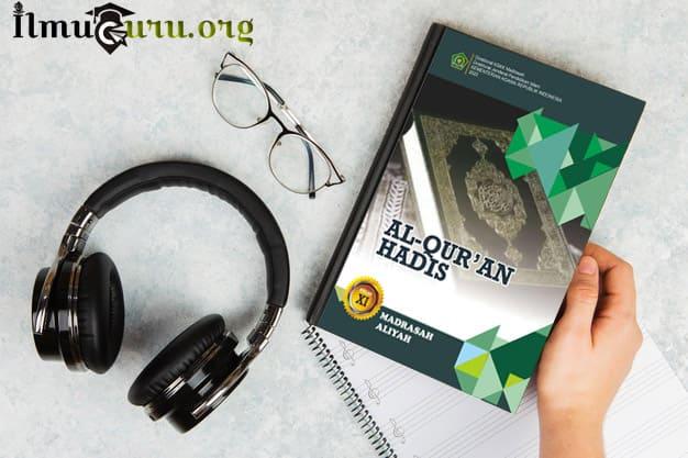 Buku Al Quran Hadis Kelas 11
