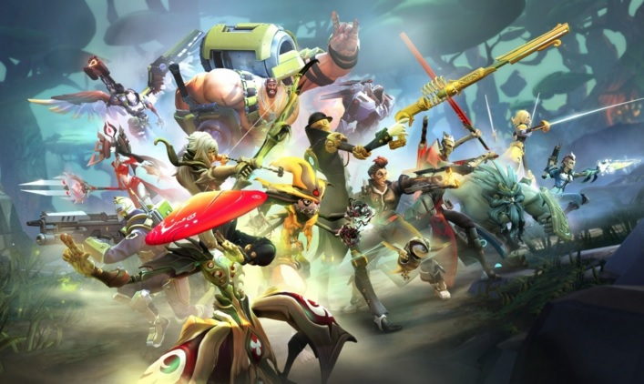 Battleborn open beta for PS4